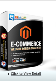 magento store design
