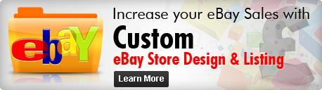 eBay Custom Store Design